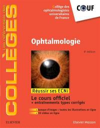 Ophtalmologie : réussir ses ECNi