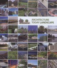 Architecture today landscape