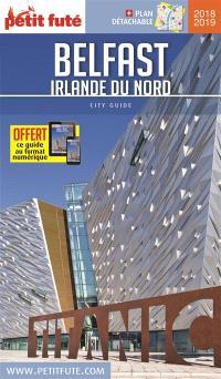Belfast : Irlande du Nord : 2018-2019