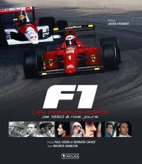 F1, les moments forts : de 1950 à nos jours