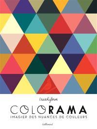 Colorama : imagier des nuances de couleurs