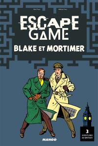 Escape game Blake et Mortimer