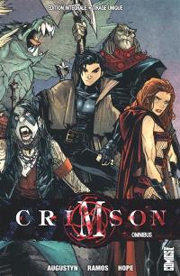 Crimson omnibus : l'odyssée d'Alex Elder : édition intégrale