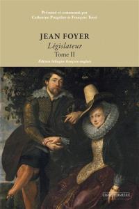Jean Foyer, législateur. Volume 2, Rapport sur le projet de loi relatif à l'informatique et aux libertés