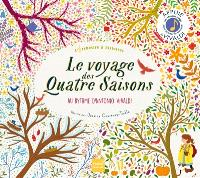 Le voyage des Quatre saisons : au rythme d'Antonio Vivaldi : l'orchestre à histoires