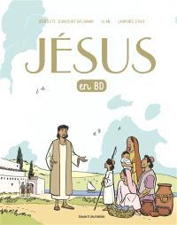 Les chercheurs de Dieu, Jésus en BD