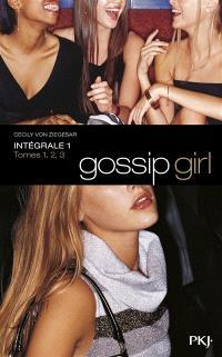 Gossip girl : intégrale. Volume 1, Tomes 1, 2, 3