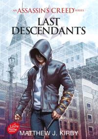 Last descendants : Assassin's creed. Volume 1