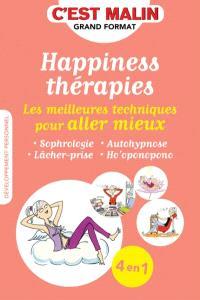 Happiness thérapies : les meilleures techniques pour aller mieux