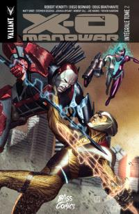X-O Manowar : intégrale. Volume 2, Armor hunters