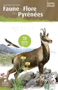 Faune & flore des Pyrénées : 910 espèces illustrées