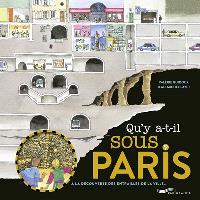 Qu'y a-t-il sous Paris ? : à la découverte des entrailles de la ville...