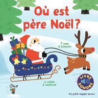 Où est Père Noël ?