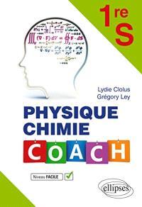 Physique chimie coach 1re S : niveau facile