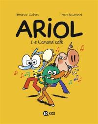 Ariol. Volume 13, Le canard calé