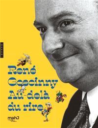 René Goscinny, au-delà du rire : exposition, Paris, Musée d'art et d'histoire du judaïsme, du 27 septembre 2017 au 4 mars 2018