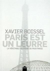 Paris est un leurre : la véritable histoire du faux Paris