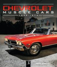 Chevrolet, muscle cars : 1955-1974