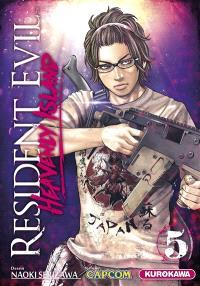 Resident evil : heavenly island. Volume 5