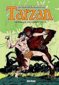 Tarzan : intégrale Joe Kubert. Volume 1