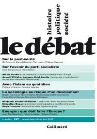 Débat (Le). n° 197