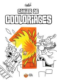 Cahiers de cooloriages 1