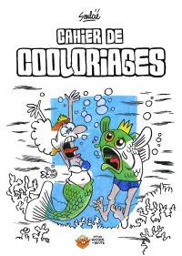 Cahiers de cooloriages 3