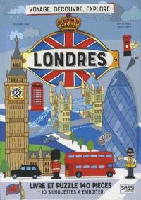 Voyage, découvre, explore, Londres