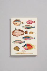 Curiosités des mers : carnet à thème