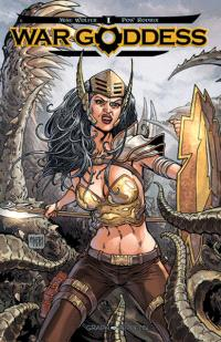 War goddess. Volume 1
