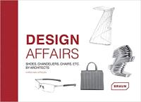 DESIGN AFFAIRS: SHOES, CHANDELIERS, CHAIRS ETC. BY ARCHITECTS