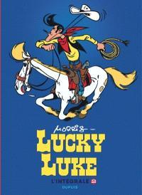 Lucky Luke : l'intégrale. Volume 2