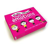 Mes émotions : une roue des émotions, 14 cartes, des bons à remplir pour reconnaître et accueillir tes émotions
