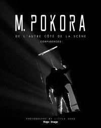 M. Pokora : de l'autre côté de la scène : confidences