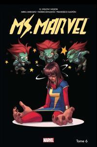 Miss Marvel. Volume 6, Dégâts par seconde