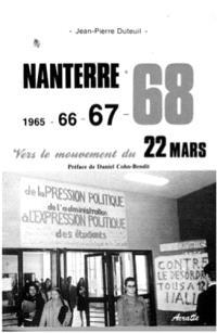 Nanterre 1965, 66, 67, 68 : vers le mouvement du 22 mars