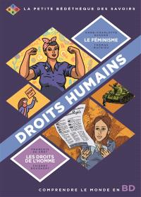 Droits humains : comprendre le monde en BD