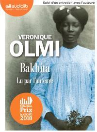 Bakhita : suivi d'un entretien avec l'auteure