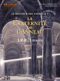 Le seigneur des anneaux. Volume 1, La fraternité de l'anneau