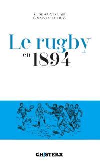 Le rugby en 1894
