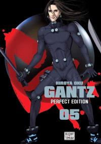 Gantz : perfect edition. Volume 5