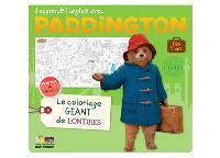 Le coloriage géant de Londres : poster à colorier