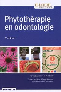 Phytothérapie en odontologie