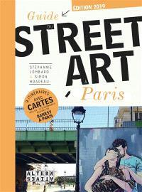 Guide du street art à Paris