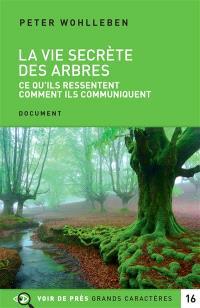La vie secrète des arbres : ce qu'ils ressentent, comment ils communiquent : un monde inconnu s'ouvre à nous