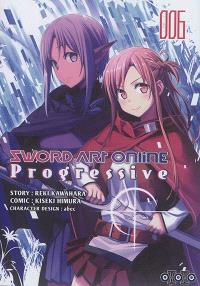 Sword art online : progressive. Volume 6