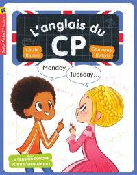 L'anglais du CP, Monday, tuesday...