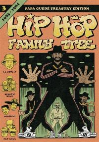 Hip-hop family tree. Volume 3, 1983-1984
