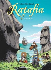 Ratafia. Volume 8, Les têtes de vô
