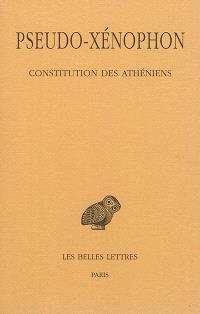 Constitution des Athéniens